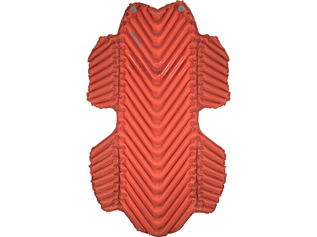 Klymit Insulated Hammock V Liggeunderlag, red
